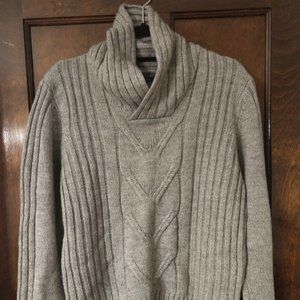 Cozy Cowl Neck Classic Sweater